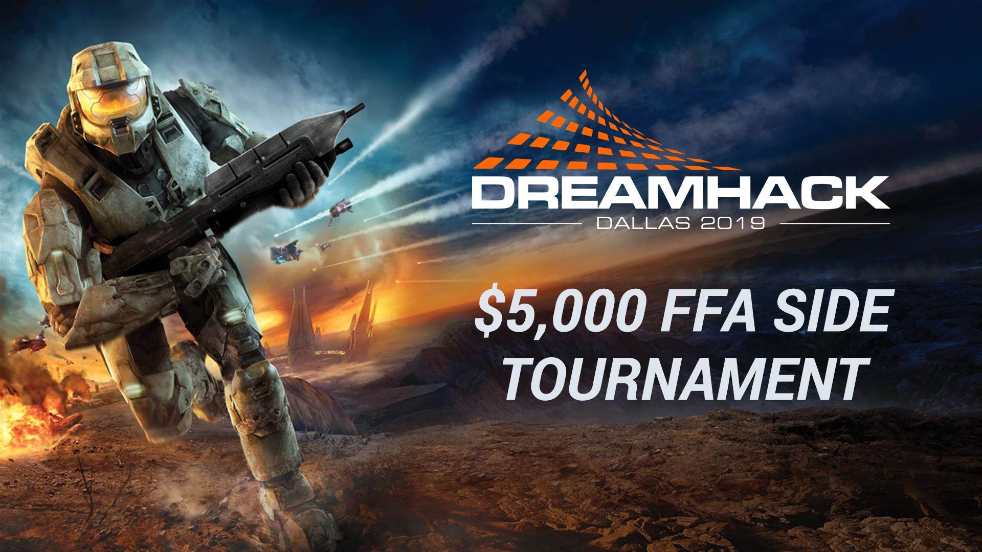 DreamHack Dallas FFA Announced