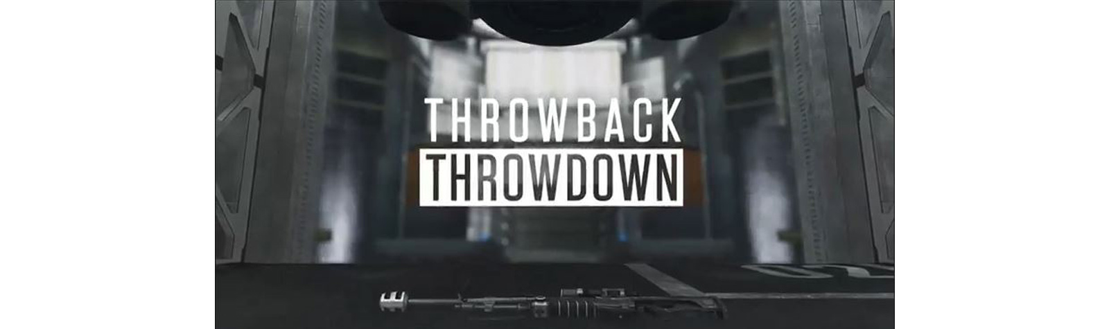Halo Throwback Throwdown
